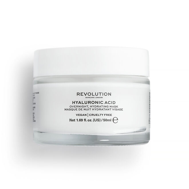 Revolution Skincare Hyaluronic Acid Hydrating Sleeping Mask