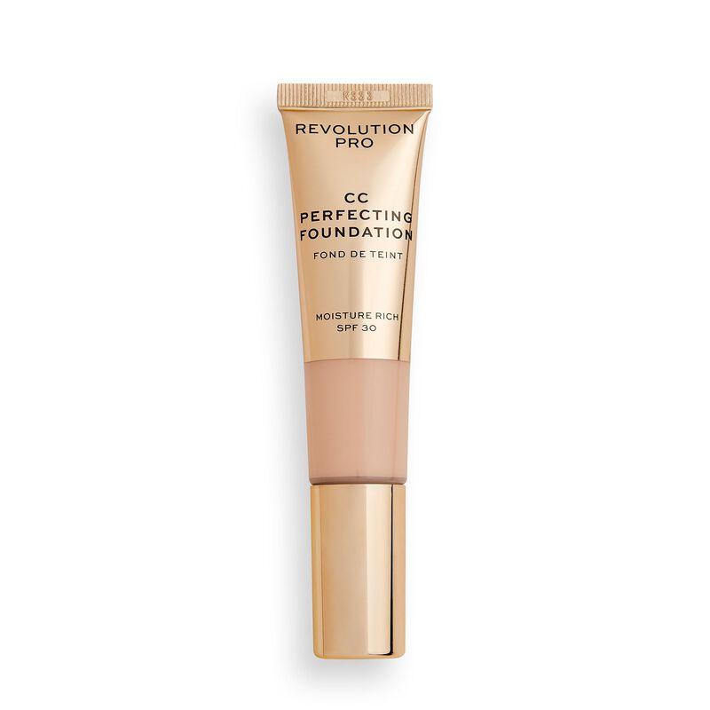 Revolution Pro CC Cream Perfecting Foundation SPF30  F1