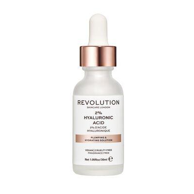 Revolution Skincare Plumping & Hydrating Serum - 2% Hyaluronic Acid