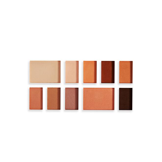Planet Revolution Revolutionary Bare Marble Eyeshadow Palette