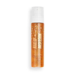 Makeup Obsession Shimmer Glow Body Oil Golden Girl