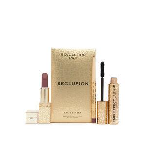 Revolution Pro Eye & Lip Set Seclusion Gift Set