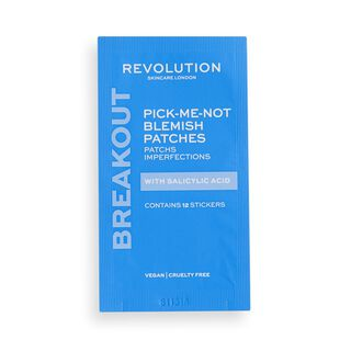 Revolution Skincare Pick-Me-Not Blemish Patches