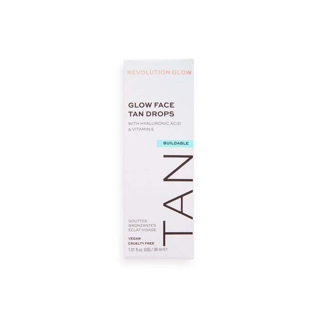 Makeup Revolution Glow Illuminating Hyaluronic Face Tan Drops