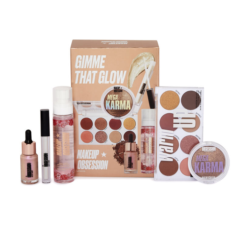 Makeup Obsession Gimme That Glow Collection