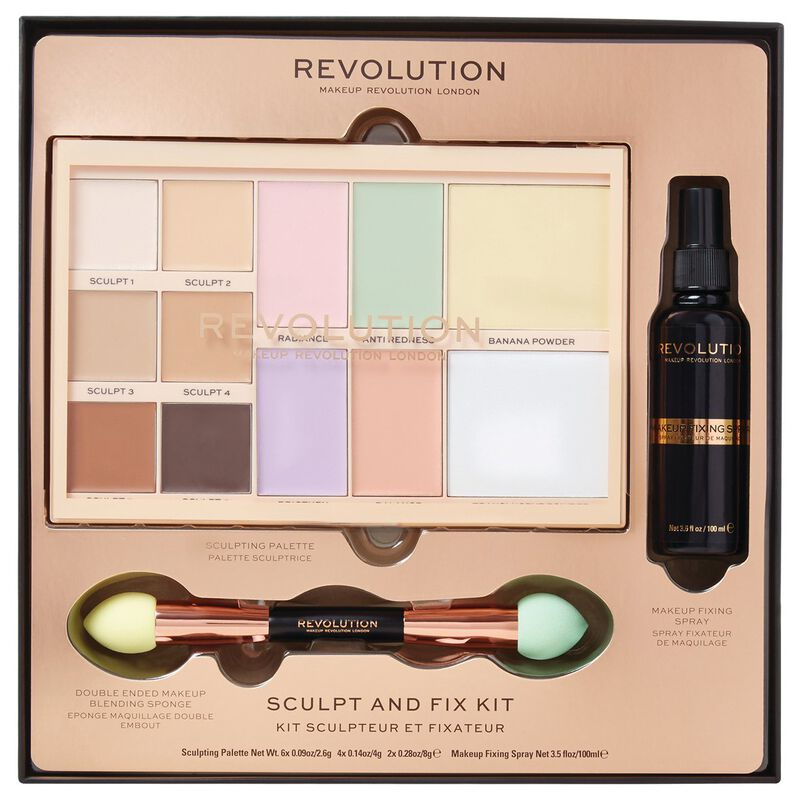 Sculpt & Fix Kit