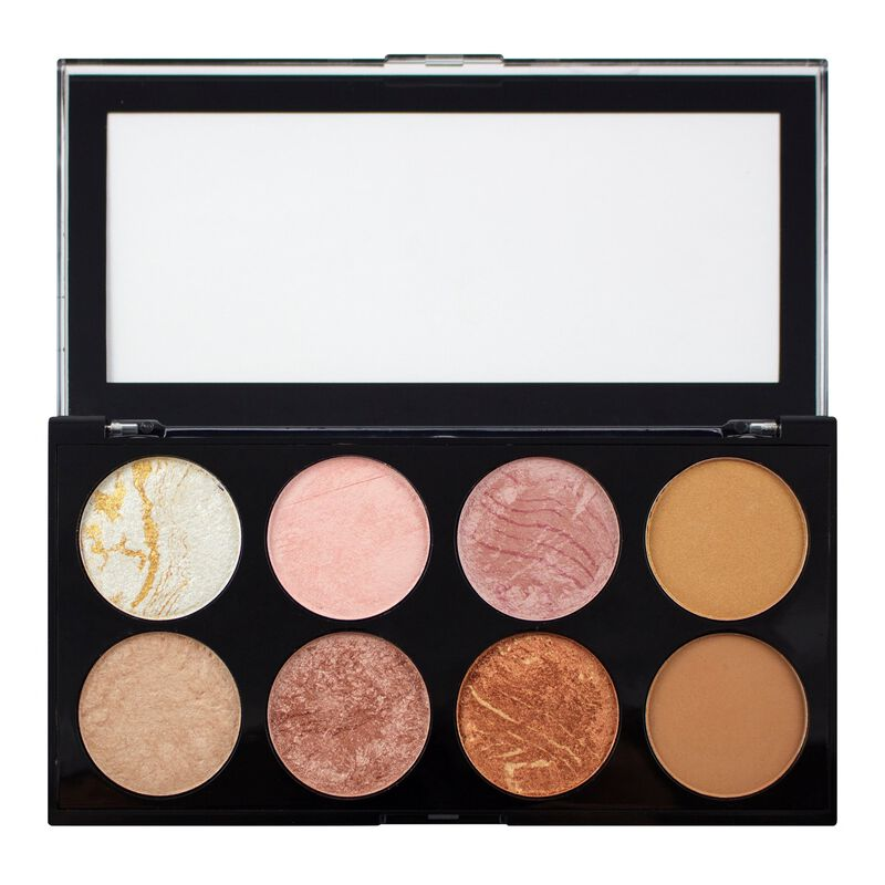 Ultra Blush Palette Golden Sugar
