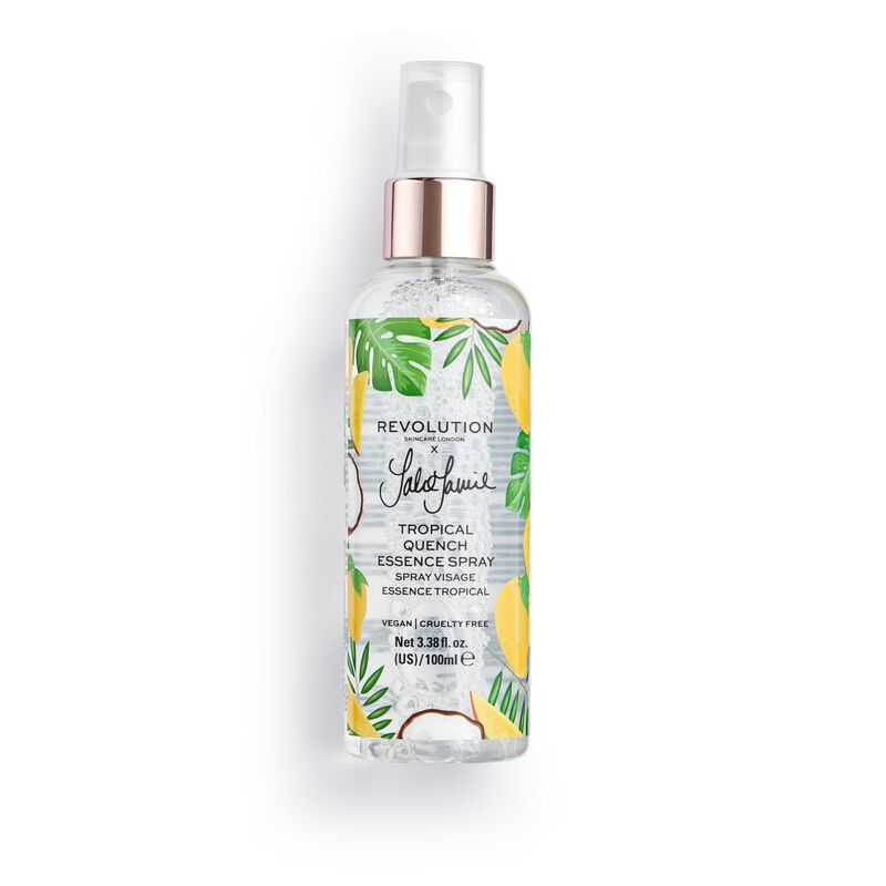 Revolution Skincare X Jake – Jamie Tropical Essence Spray