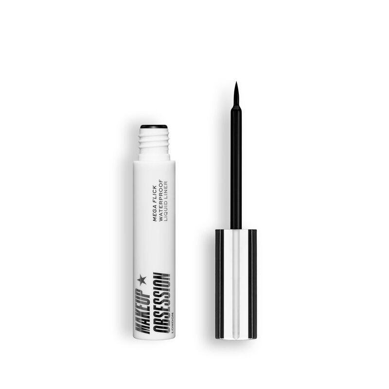 Makeup Obsession Mega Flick Waterproof Liquid Eyeliner