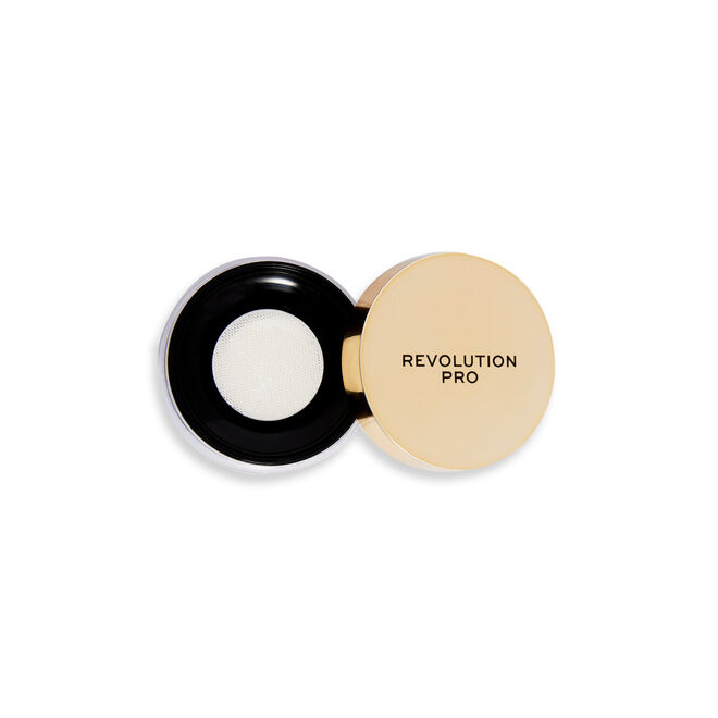 Revolution Pro Protect Mattifying Translucent Loose Setting Powder SPF6