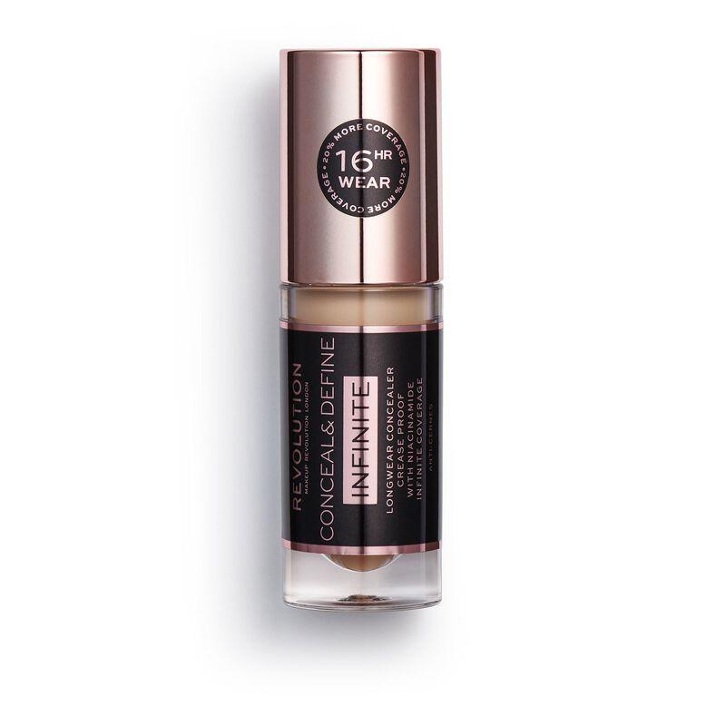 Makeup Revolution Conceal & Define Infinite Longwear Concealer (5ml) C10.5