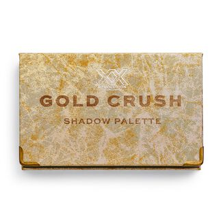 XX Revolution MetaliXX Gold Crush Eyeshadow Palette