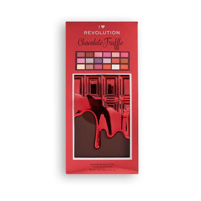 I Heart Revolution Chocolate Truffle Eyeshadow Palette