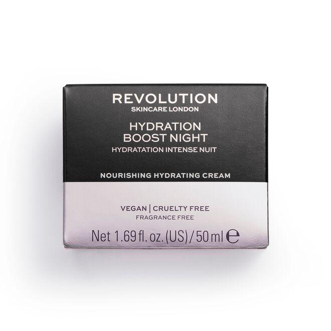 Revolution Skincare Hyaluronic Acid Hydrating Night Cream