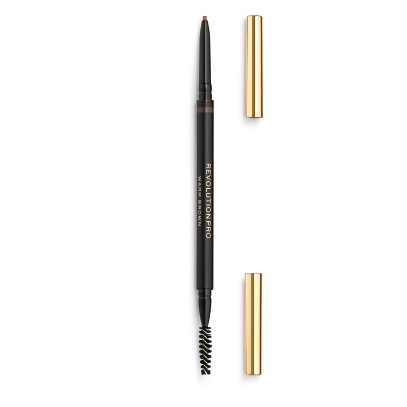 Define & Fill Micro Brow Pencil Warm Brown