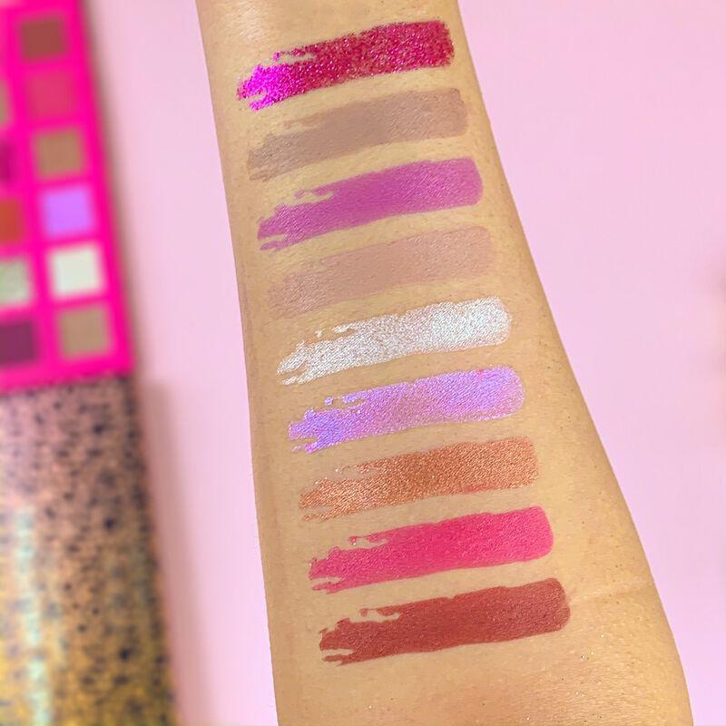 Revolution Pro New Neutrals Passion Eyeshadow Palette