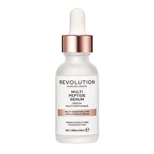 Revolution Skincare Multi Peptide Firming & Fine Line Reducing Serum