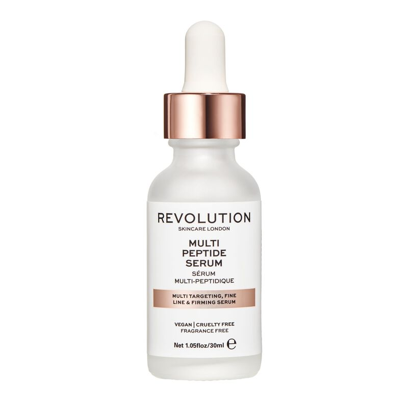 Multi Targeting & Firming Serum - Multi Peptide Serum