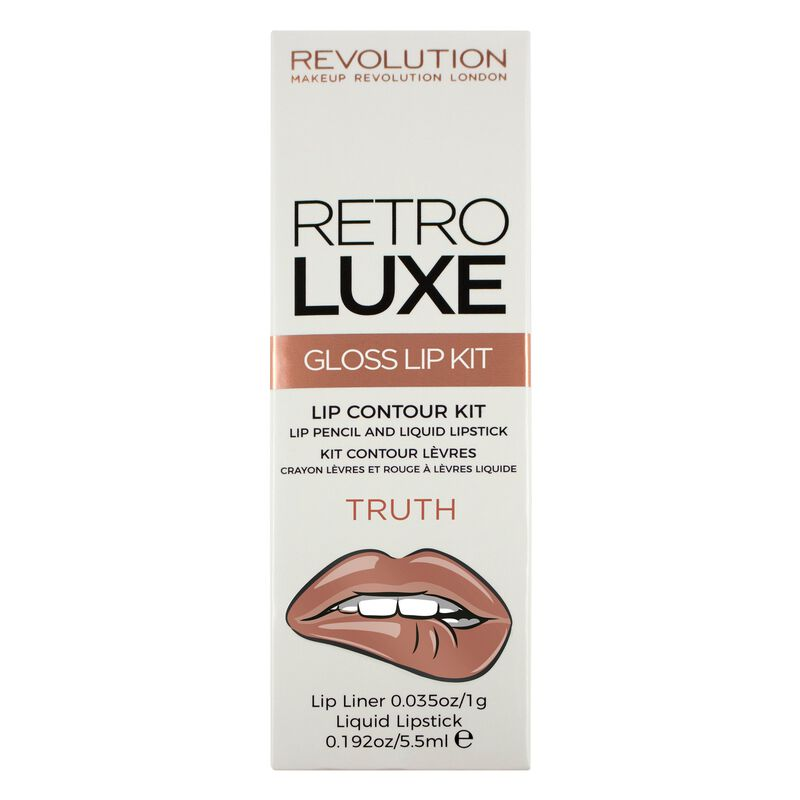 Retro Luxe Kits Gloss Truth
