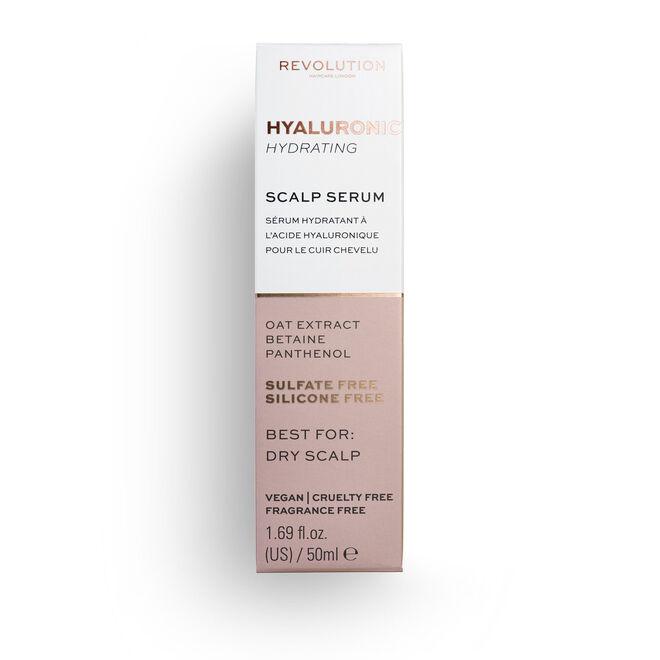 Revolution Haircare Hyaluronic Acid Hydrating Scalp Serum for Dry Scalp