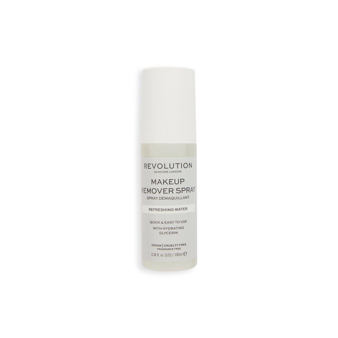 Revolution Skincare Refreshing Water Makeup Remover Spray