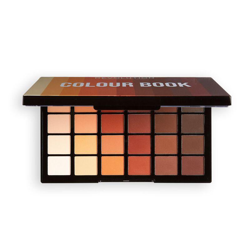 Makeup Revolution Colour Book Eyeshadow Palette CB02