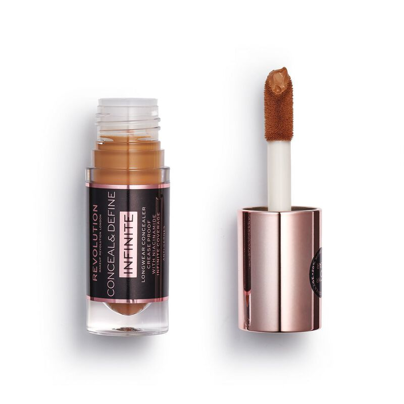Makeup Revolution Conceal & Define Infinite Longwear Concealer (5ml) C14.5