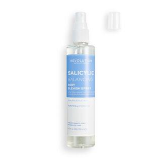 Revolution Body Skincare Salicylic Acid (Balancing) Body Blemish Spray