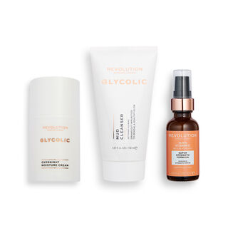 Revolution Skincare Dull Skin Set