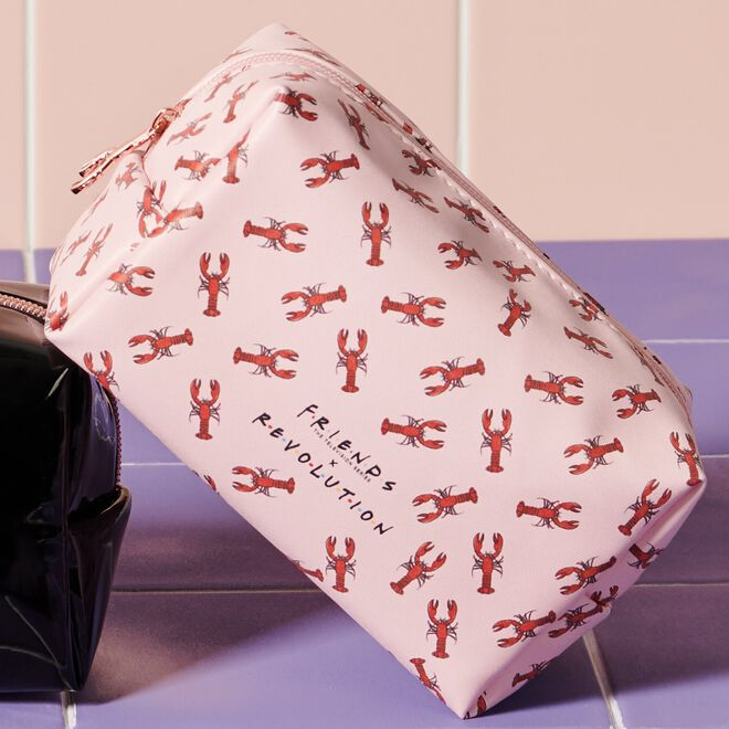 Makeup Revolution X Friends Lobster Cosmetic Bag