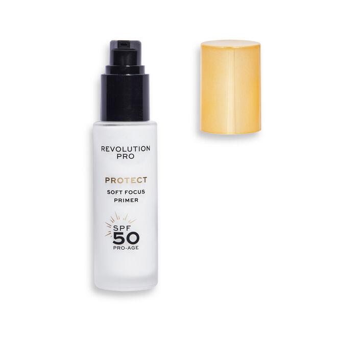 Revolution Pro Protect Soft Focus Primer SPF50