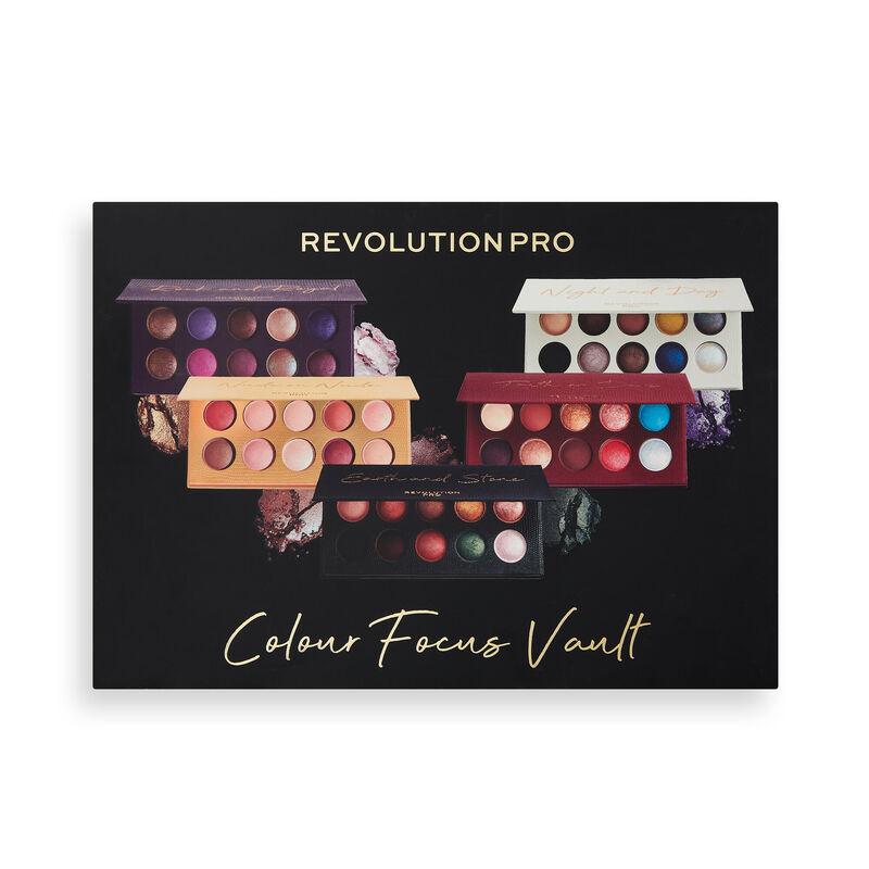 Revolution Pro Colour Focus Vault