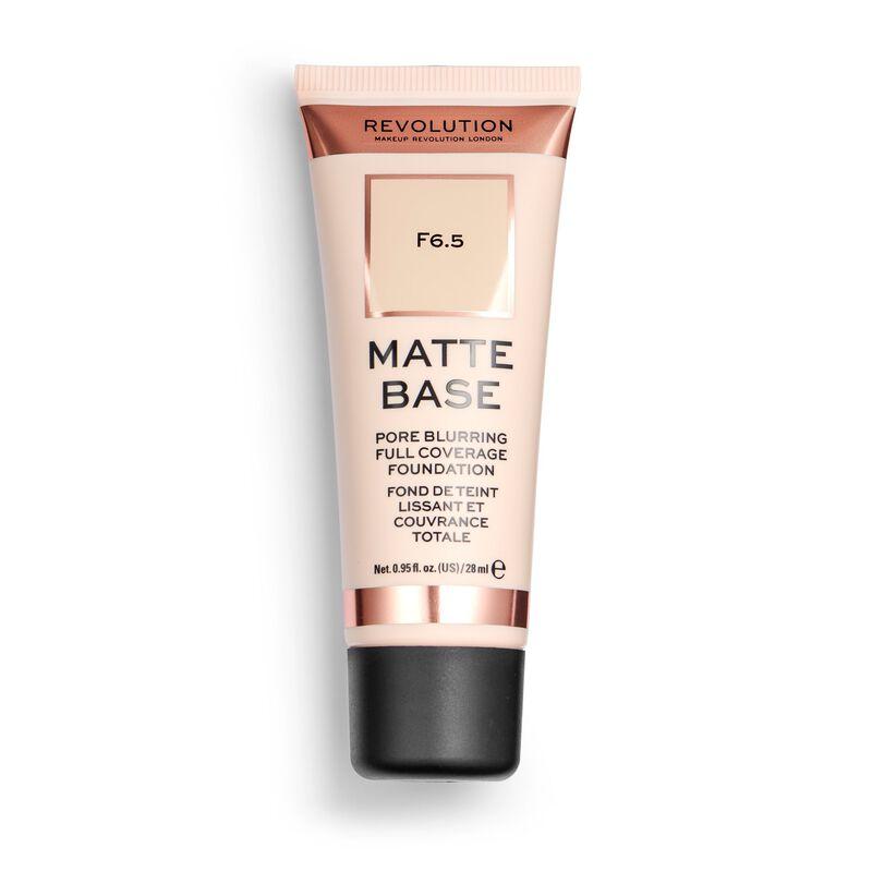 Matte Base Foundation F6.5