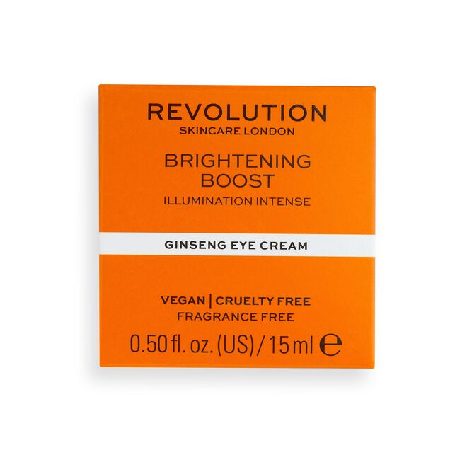 Revolution Skincare Ginseng Brightening Eye Cream