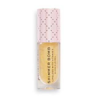 Makeup Revolution Soft Glamour Shimmer Bomb Lip Gloss Light Catcher