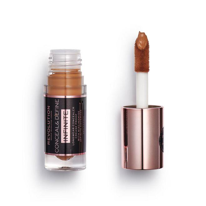 Makeup Revolution Conceal & Define Infinite Longwear Concealer (5ml) C14.7