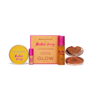 Makeup Revolution Glow X Rachel Leary Collection