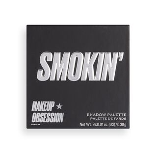 Makeup Obsession Smokin' Eyeshadow Palette