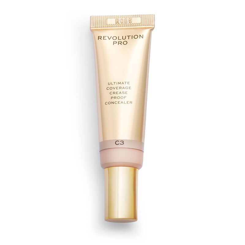 Ultimate Coverage Crease Proof Concealer C3