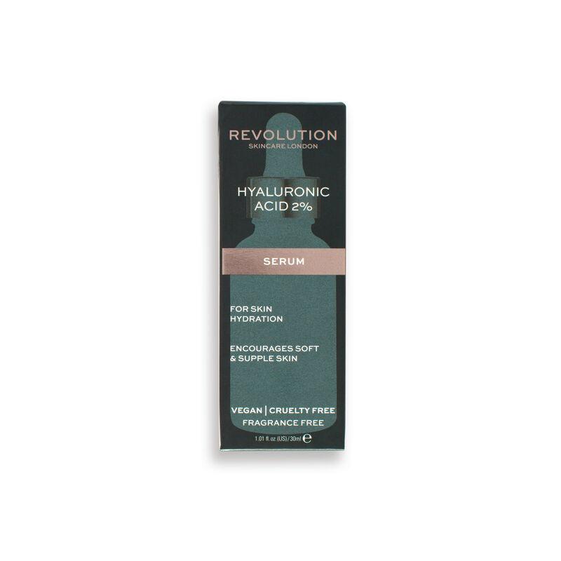Plumping & Hydrating Serum - 2% Hyaluronic Acid