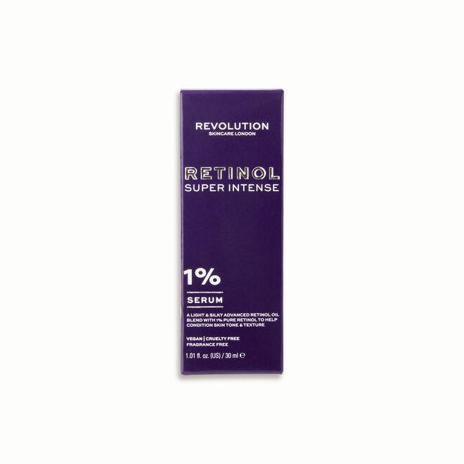 Revolution Skincare 1% Retinol Super Intense Serum