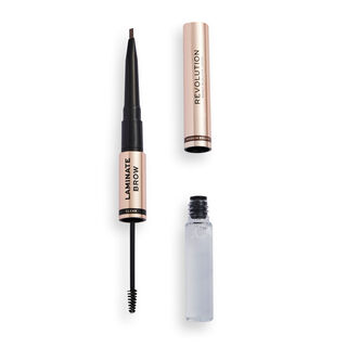 Makeup Revolution Laminate Brow Medium Brown