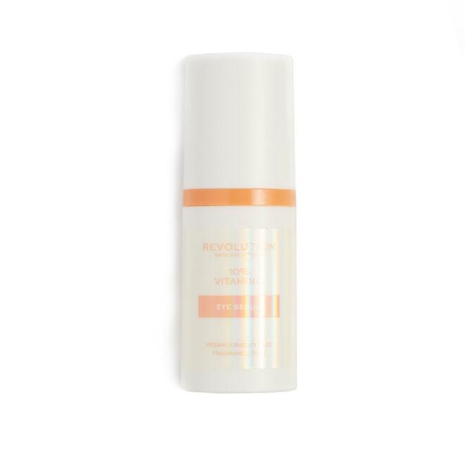 Revolution Skincare 10% Vitamin C Brightening Power Eye Serum