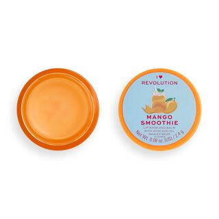 I Heart Revolution Lip Mask & Balm Mango Smoothie