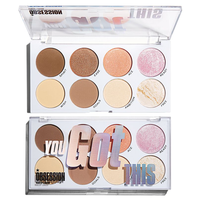 You Got This Face Palette