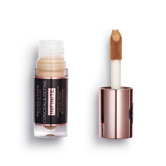 Makeup Revolution Conceal & Define Infinite Longwear Concealer (5ml) C10