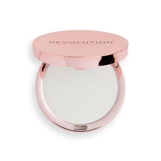 Makeup Revolution Conceal & Define Infinite Universal Pressed Powder Translucent