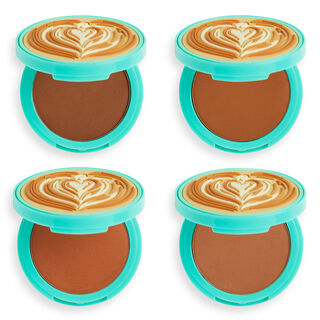 I Heart Revolution Tasty Coffee Bronzer