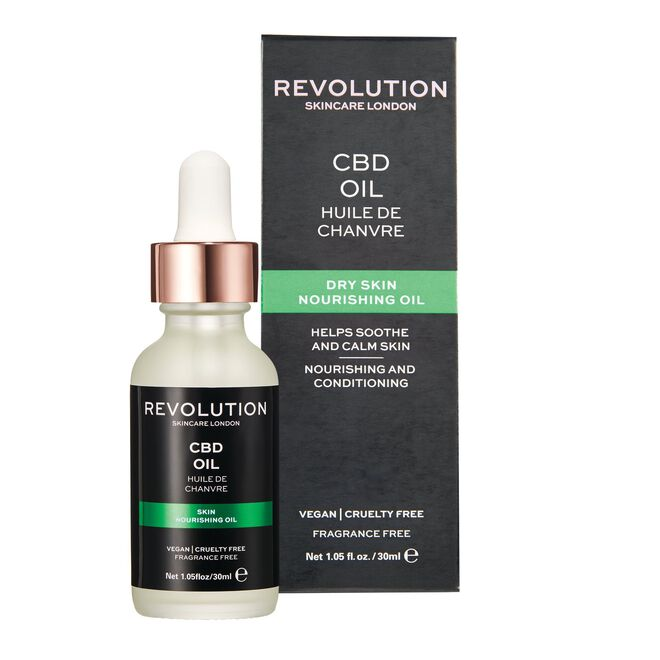 Revolution Skincare CBD Nourishing Oil