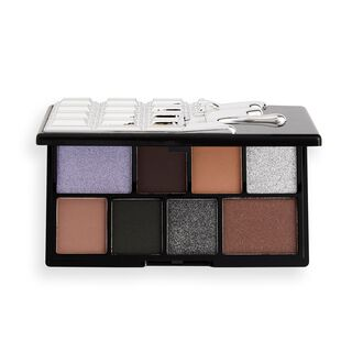 I Heart Revolution Black Pearl Mini Chocolate Eyeshadow Palette